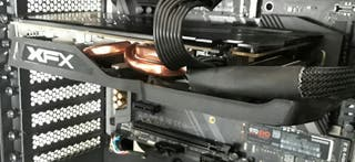 Tarjeta gráfica AMD XFX RX 480 4GB