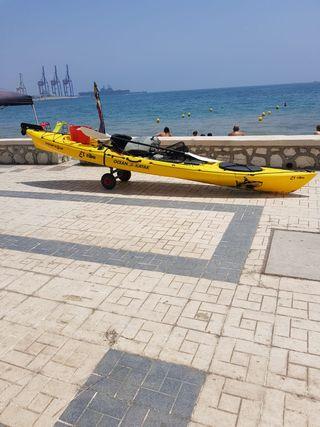 kayak ocean trident 15