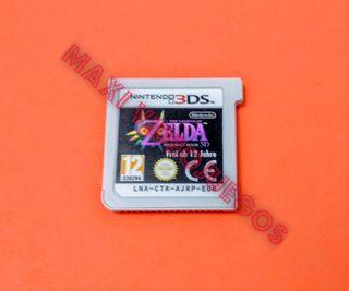 Zelda: Majora's Mask / Nintendo 3DS