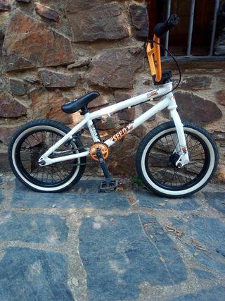 BMX bicicleta infantil