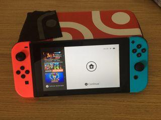 Lote Nintendo Switch