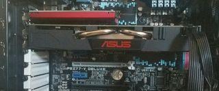 Tarjeta gráfica AMD Asus RX 570 OC de 4 GB