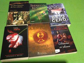 libros y novelas romanticas
