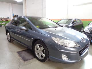 PEUGEOT 407 SPORT 2.0HDI 136CV IMPECABLE