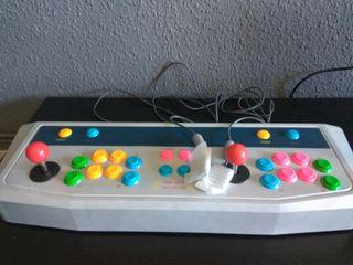 twin-stick mando arcade