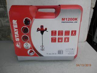 BATIDOR MEZCLADOR STAYER M1200K