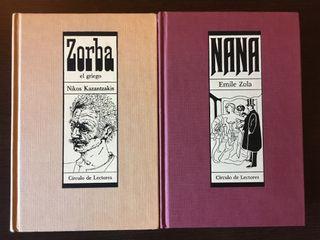 Lote 2 libros joyas literarias ilustradas