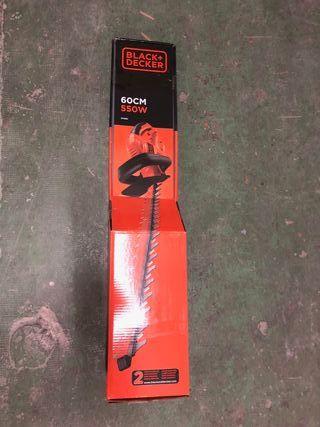 CORTASETOS ELECTRICO 60CM B&D 550 W GT55