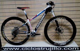 CANNONDALE F29 CARBON 2 TALLA S