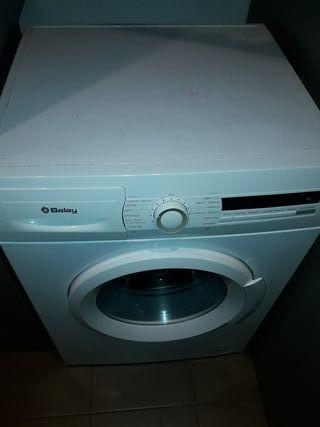 lavadora balay de 6 k.