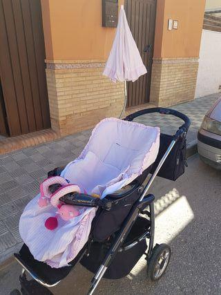 carrito bebé bebecar m3 plus