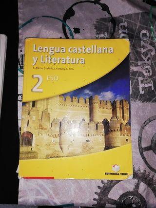 Lengua castellana y literatura 2° de eso
