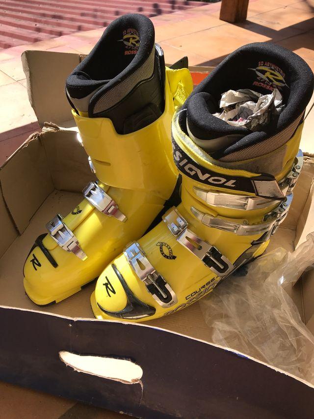 Botas esquí hombre 28.5