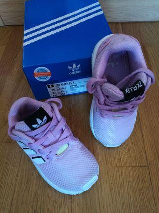 zapatillas adidas zx flux