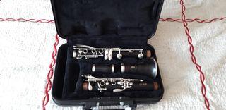 Clarinete yamaha 450