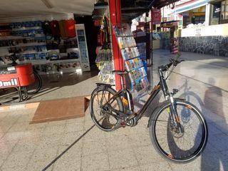 e bike scott 400 vatios Bosch