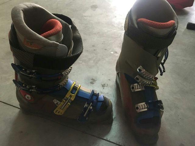 botas esquiar en muy buen estado
