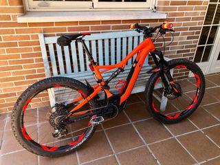 Bici eléctrica Levó