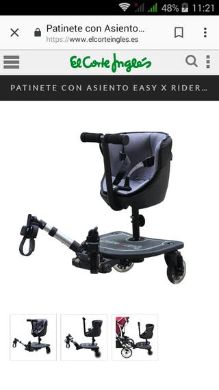 patin para silla niño, universal