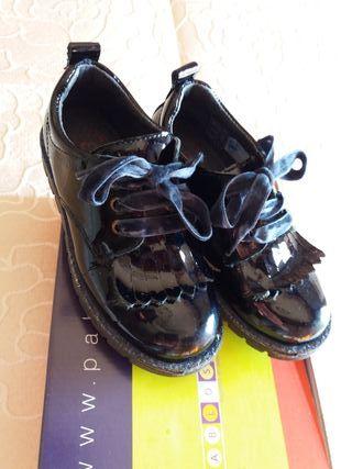 Zapatos niña Pablosky N°28