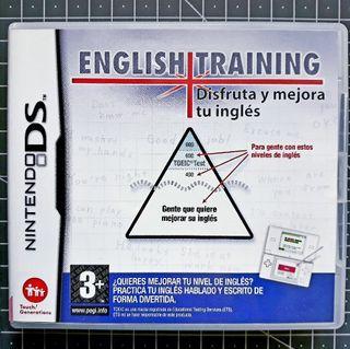 English Training para Nintendo DS