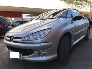 Peugeot 206 1.6 CC descapotable (gasolina B)