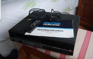 Grabador reproductor de VHS Ferguson