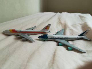 maquetas aviones