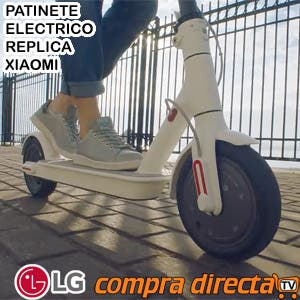 PATINETE ELECTRICO SCOOTER REPLICA XIAOMI M365