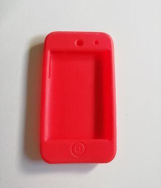 Funda silicona iPod 4G