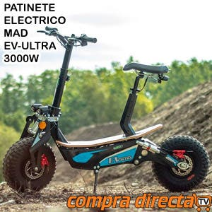 PATINETE ELECTRICO SCOOTER MAD EV-ULTRA 3000W
