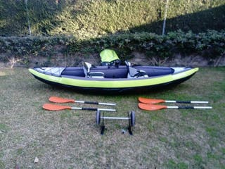 Kayak hinchable dos plazas - itiwit - como nuevo