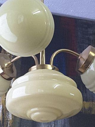 Lámpara art deco