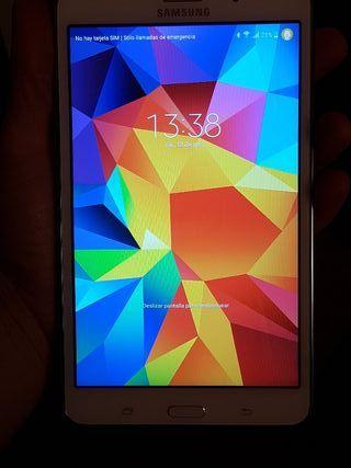 """Tablet-Teléfono Samsung Galaxy tab 4.0 7"""" 4g"""