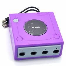 Adaptador mandos gamecube wii U switch