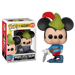 Figura POP Disney Mickey's 90th Brave Little T