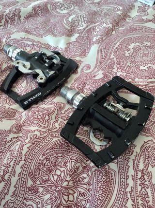 pedales semi automaticos