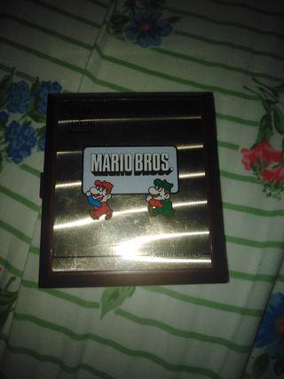 consola Nintendo Mario bros