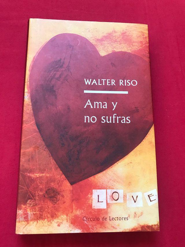 Libros. Walter Riso, Phillip Mcgraw, Salmurri..