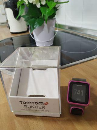 Reloj con GPS TomTom Runner