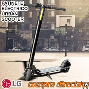 PATINETE ELECTRICO URBAN SCOOTER