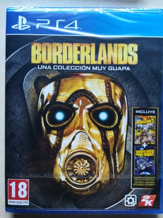 Borderlands Precintado Edición Especial