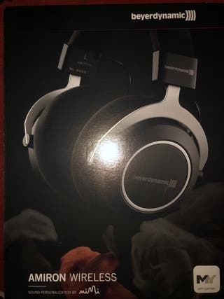 AURICULARES BEYERDYNAMIC AMIRON WIRELESS PVP 699