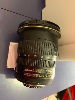Nikon 12-24