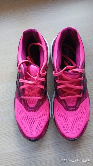 Zapatillas Adidas Energy Boost Nuevas