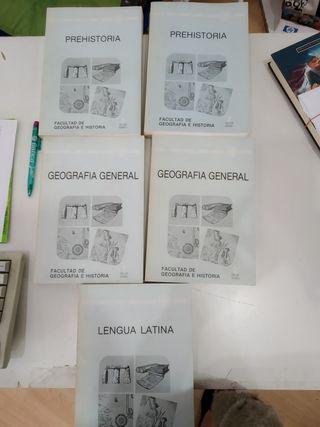 Libros texto UNED - Geografía e historia