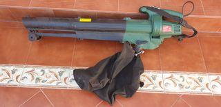 aspirador-soplador de hojas