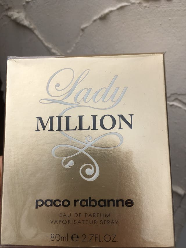 Eau de parfum Lady Million, Paco Rabanne, 80ml