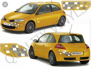 Renault megane rs 225 2008