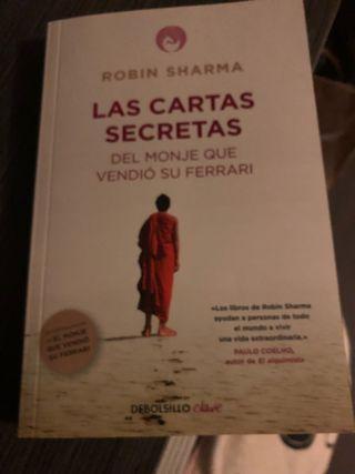 Las cartas secretas del monje que vendió su ferrar